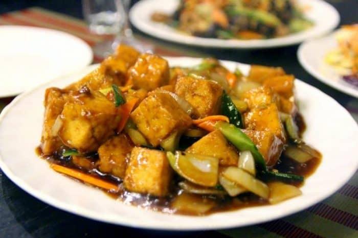Тофу Ма По