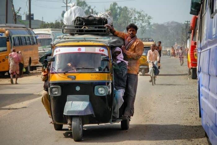 Транспорт Дели