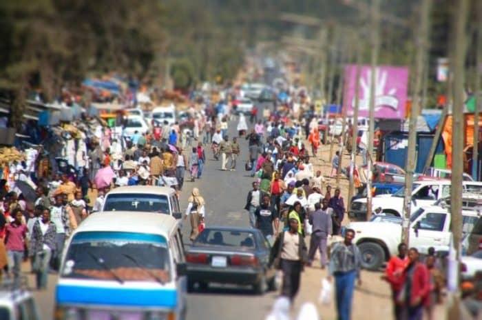 Транспорт Эфиопии