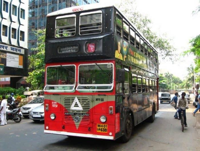 Транспорт Мумбаи