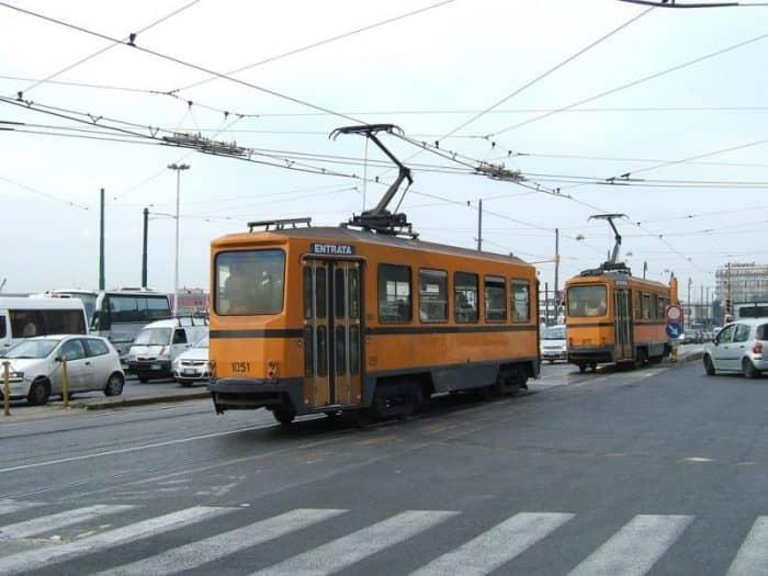 Транспорт Неаполя