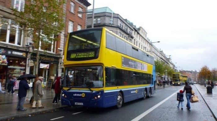 Транспорт в Дублине