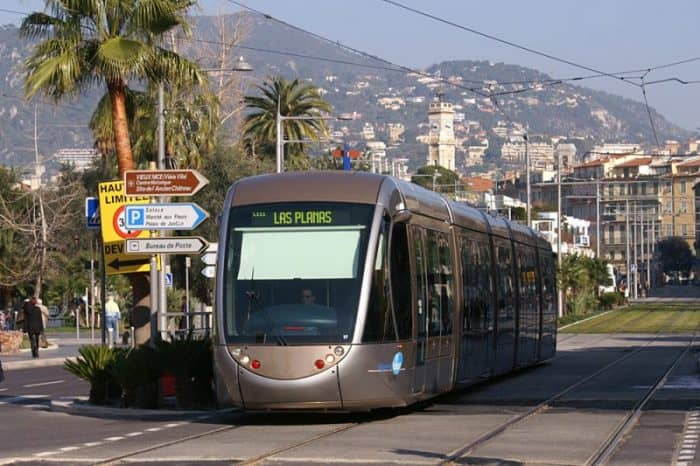 Транспорт в Ницце