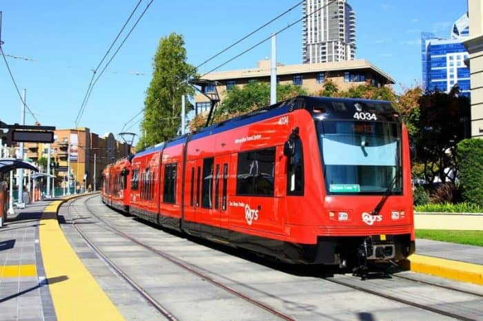 Транспорт в Сан Диего