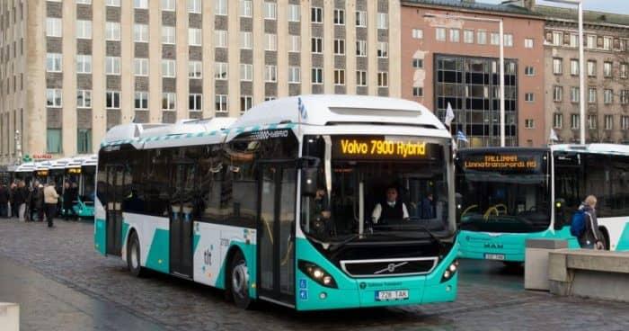 Транспорт в Таллине