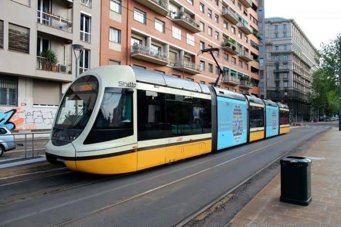 Транспорт в Вероне