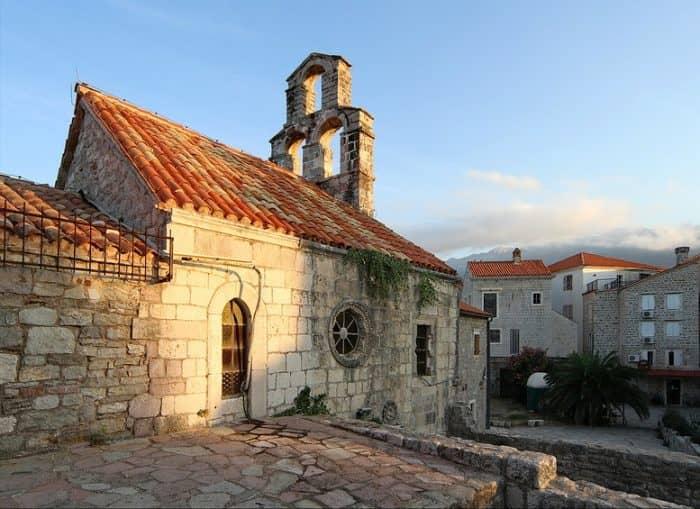 Церковь Санта-Мария ин Пунта