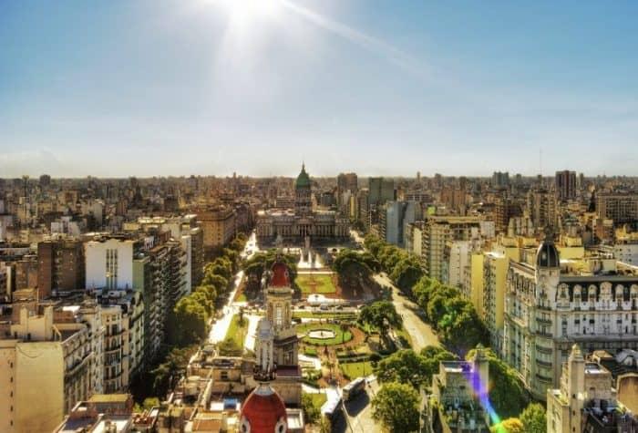 Туры в Буэнос-Айрес