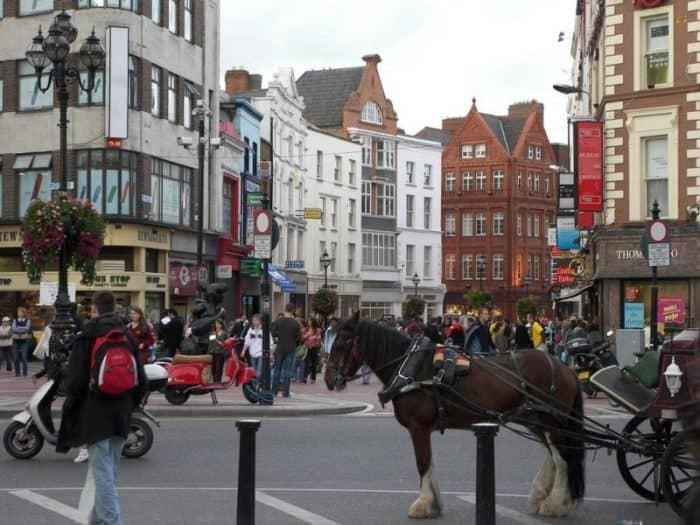Туры в Дублин