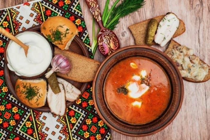 Украинская кухня3