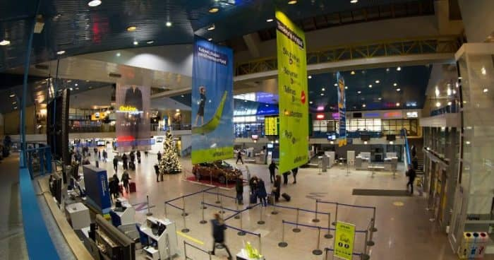 Вильнюс аэропорт