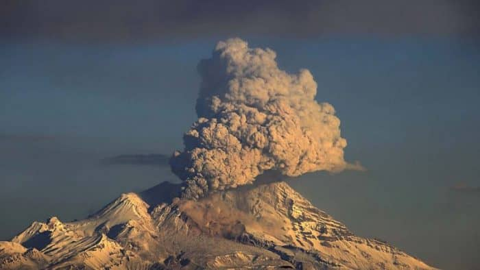 Вулкан Галерас