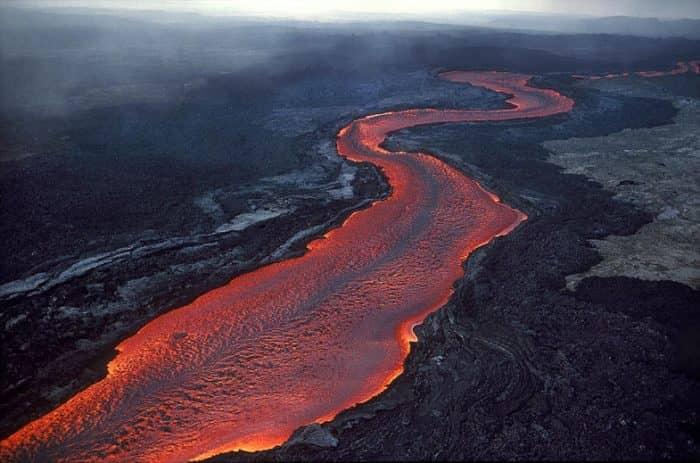 Вулкан Мауна Лоа