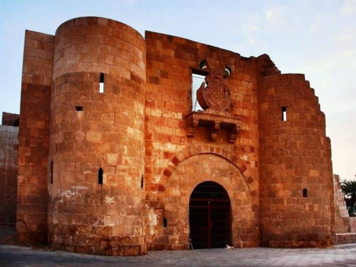 Замок Акаба